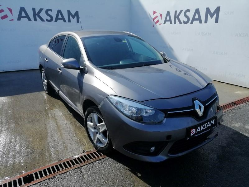 2015 RENAULT FLUENCE TOUCH 1.5 DCI