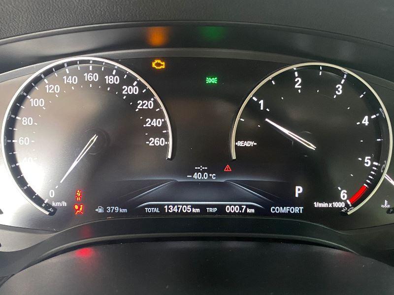 2018 BMW 520D XDRIVE SEDAN 2.0 (190)