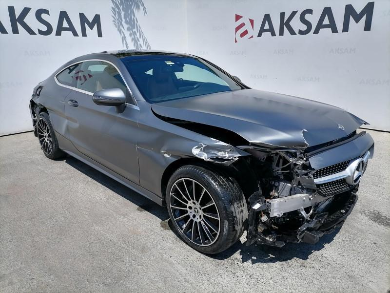 2017 MERCEDES C 180 COUPE 1.6 AMG 9G-TRONİC