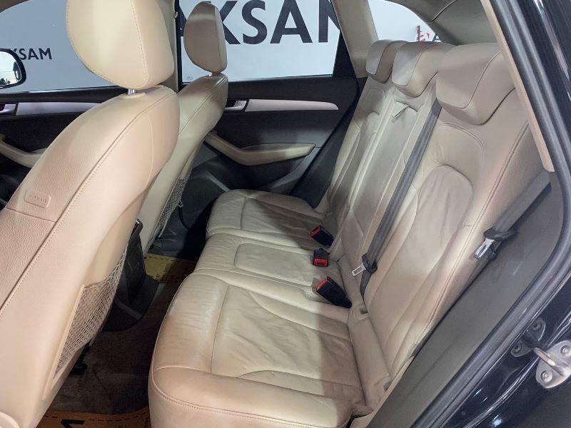 2012 AUDI Q5 2.0 TDI QUATTRO S TRONIC