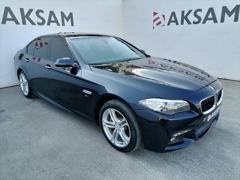 2016 BMW 525d XDRIVE SEDAN 2.0 (218) EXECUTIVE M SPORT