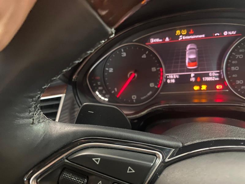 2012 AUDI A8 L 3.0 TDI (250) QUATTRO TIPTRONIC