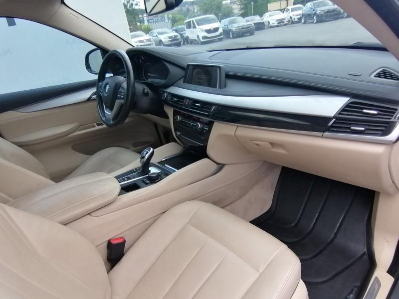 2015 BMW X6 XDRIVE 40d