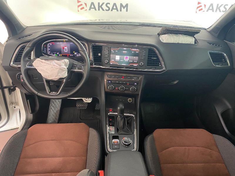 2019 SEAT ATECA 1.6 TDI 115 DSG S&S ECOMOTIVE XCELLENCE