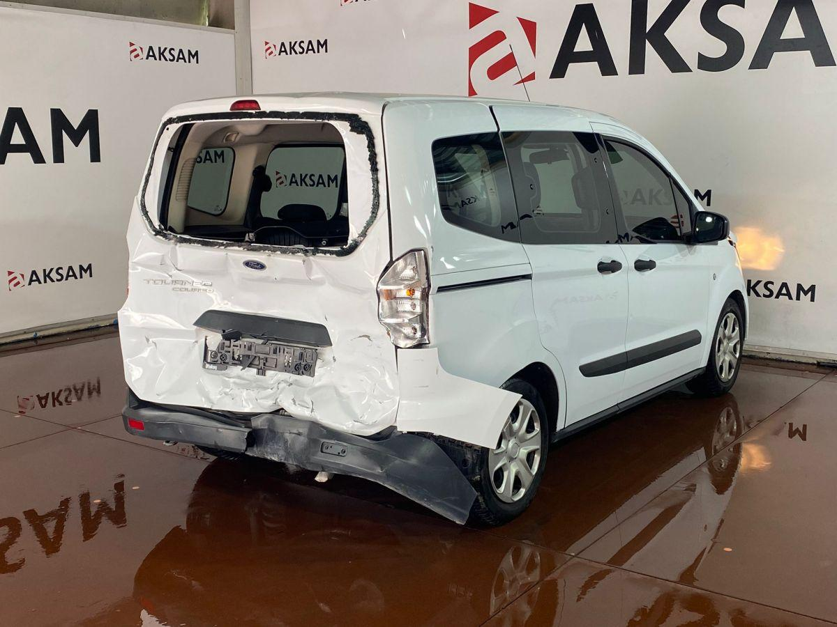 2018 FORD TOURNEO COURIER KOMBI 1.5 TDCI TREND