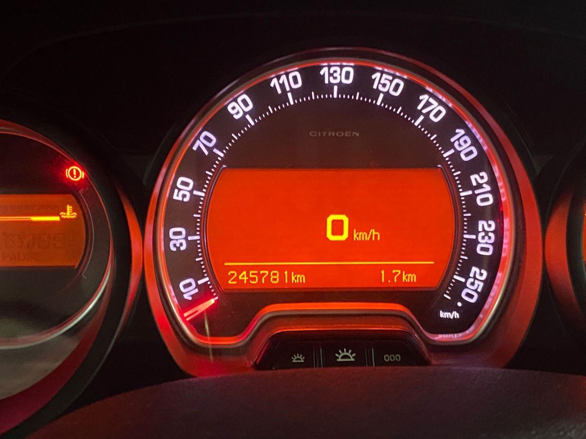 2012 CITROEN C5 1.6 e-HDI 115 CONFORT MCP