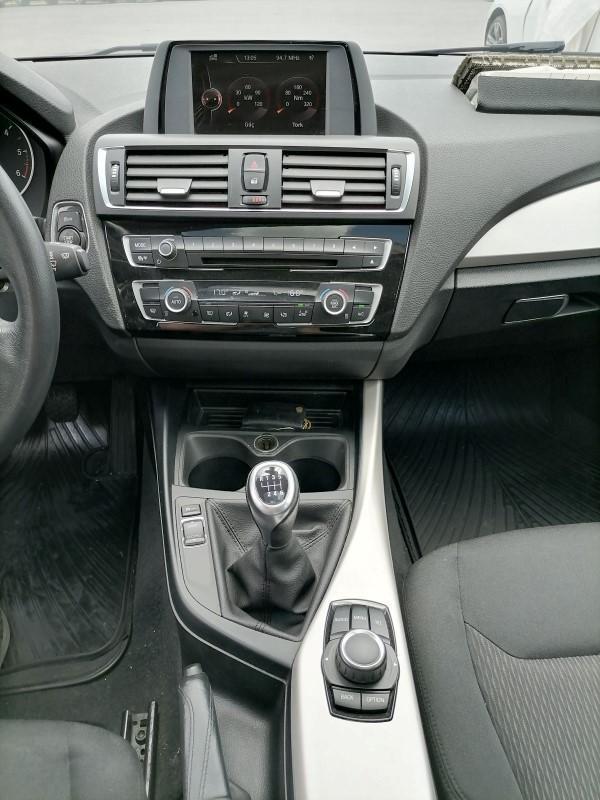 2015 BMW 116d ED 5 KAPI