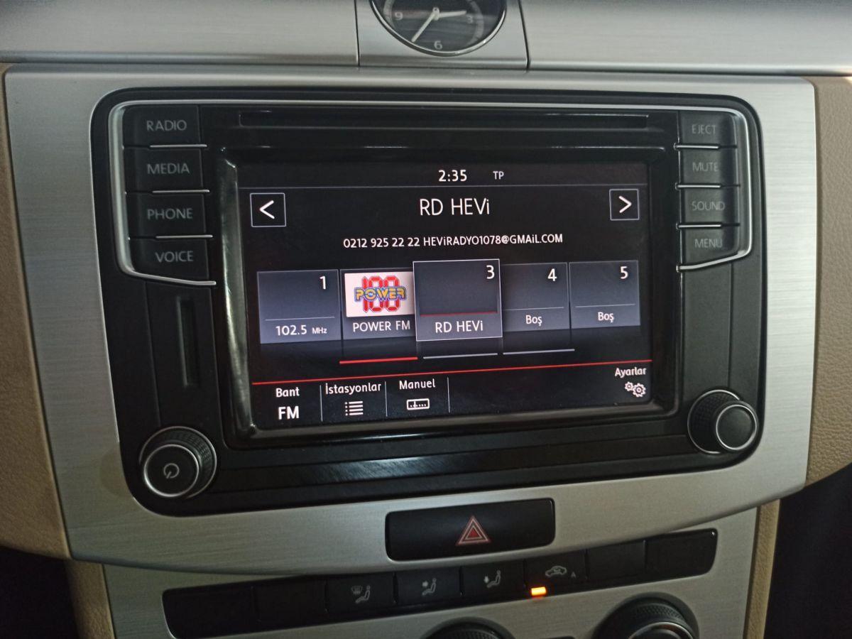 2016 VOLKSWAGEN CC 1.4 TSI BMT 150 DSG R-LİNE