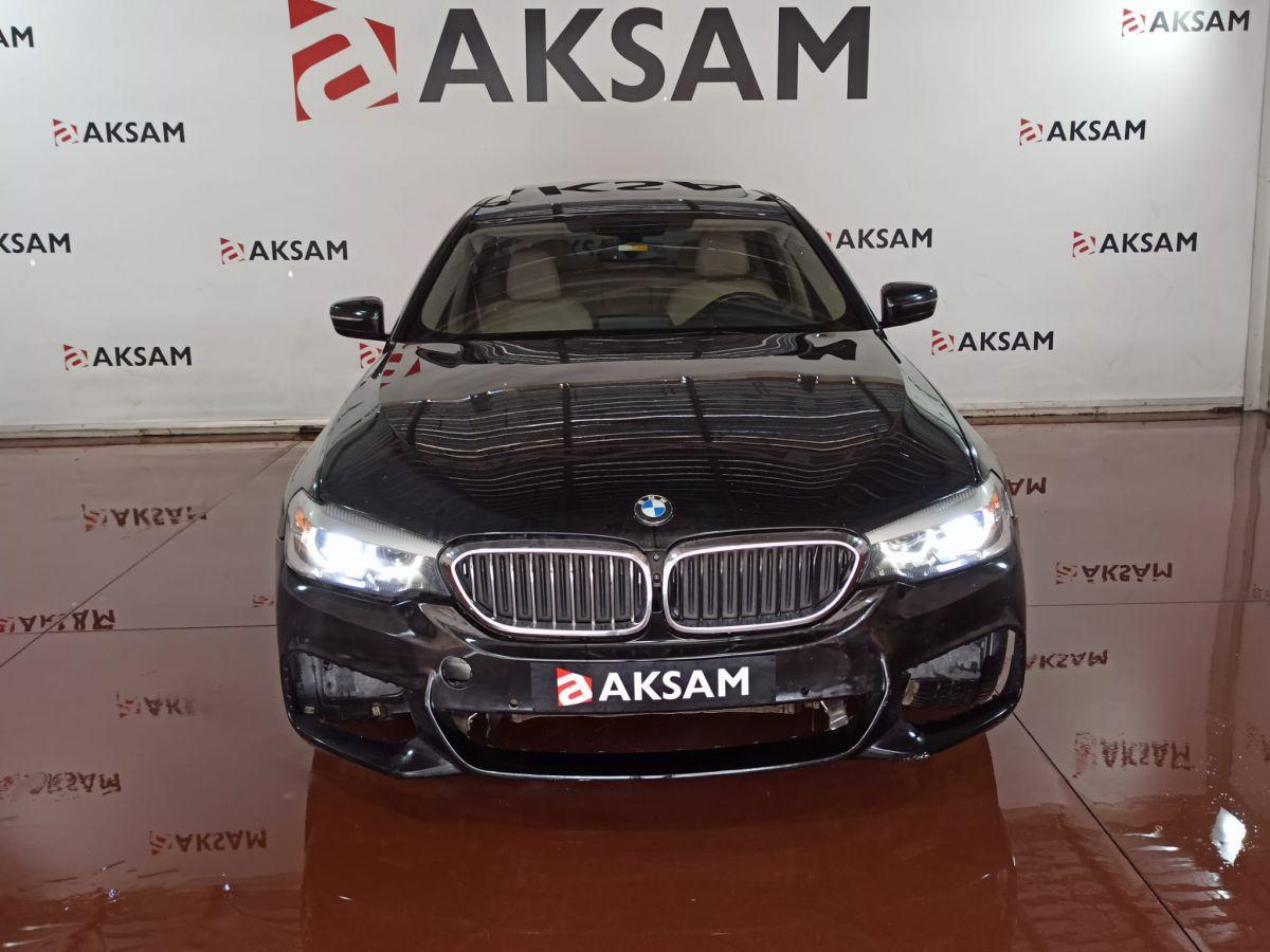 2017 BMW 520i SEDAN 1.6 170 PRESTIGE BUSINESS