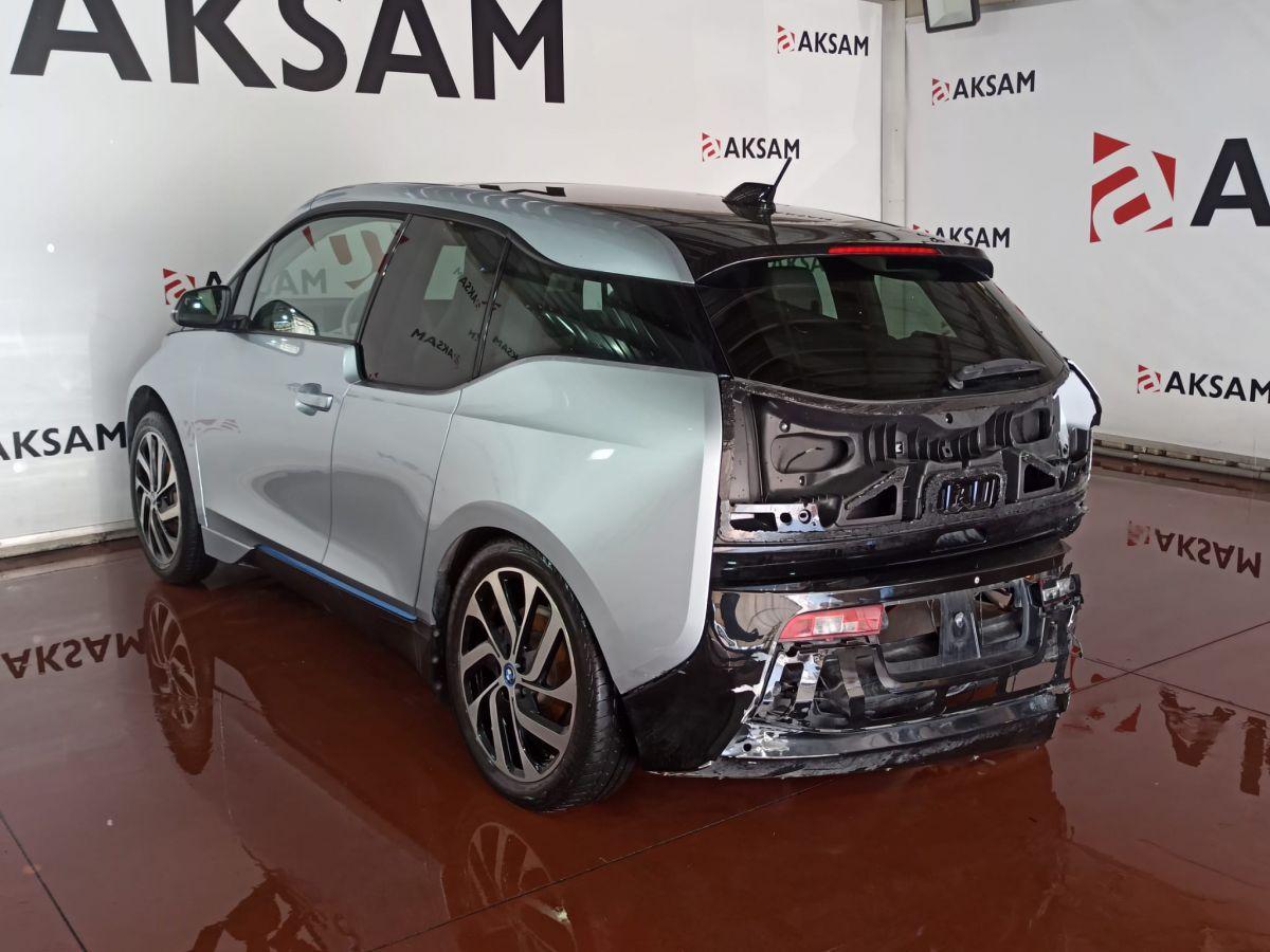 2015 BMW İ3