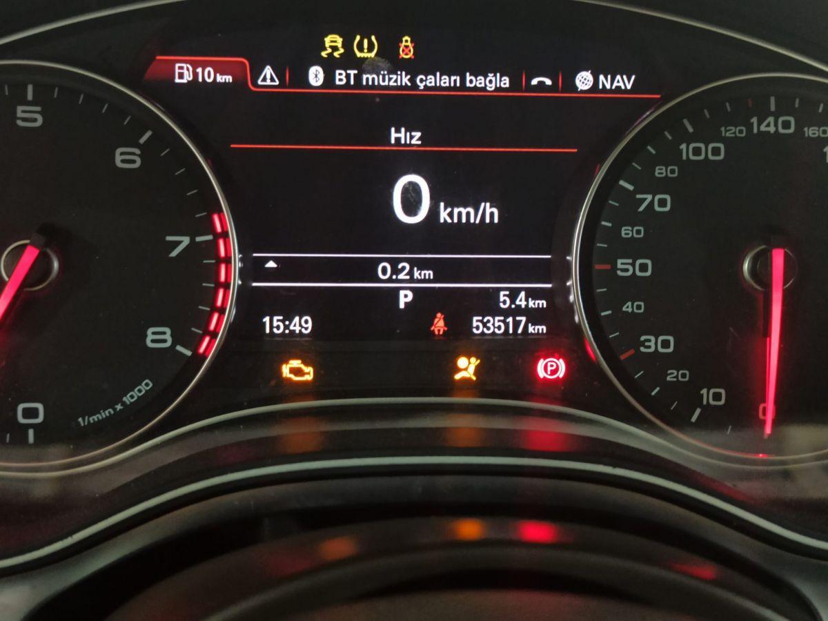 2017 AUDI A6 2.0 TFSI QUATTRO S TRONIC