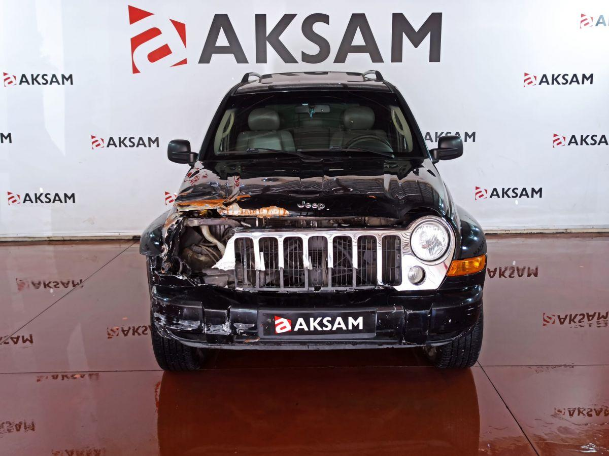 2007 JEEP CHEROKEE 2.8 CRD LİMİTED