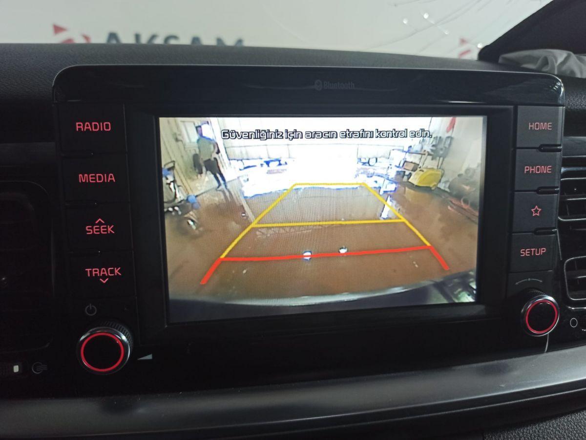2018 KIA STONIC ELEGANCE 1.0 120 DCT