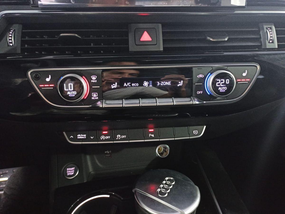 2020 AUDI A4 40 2.0 TDI QUATTRO  S LINE SONIC PITR