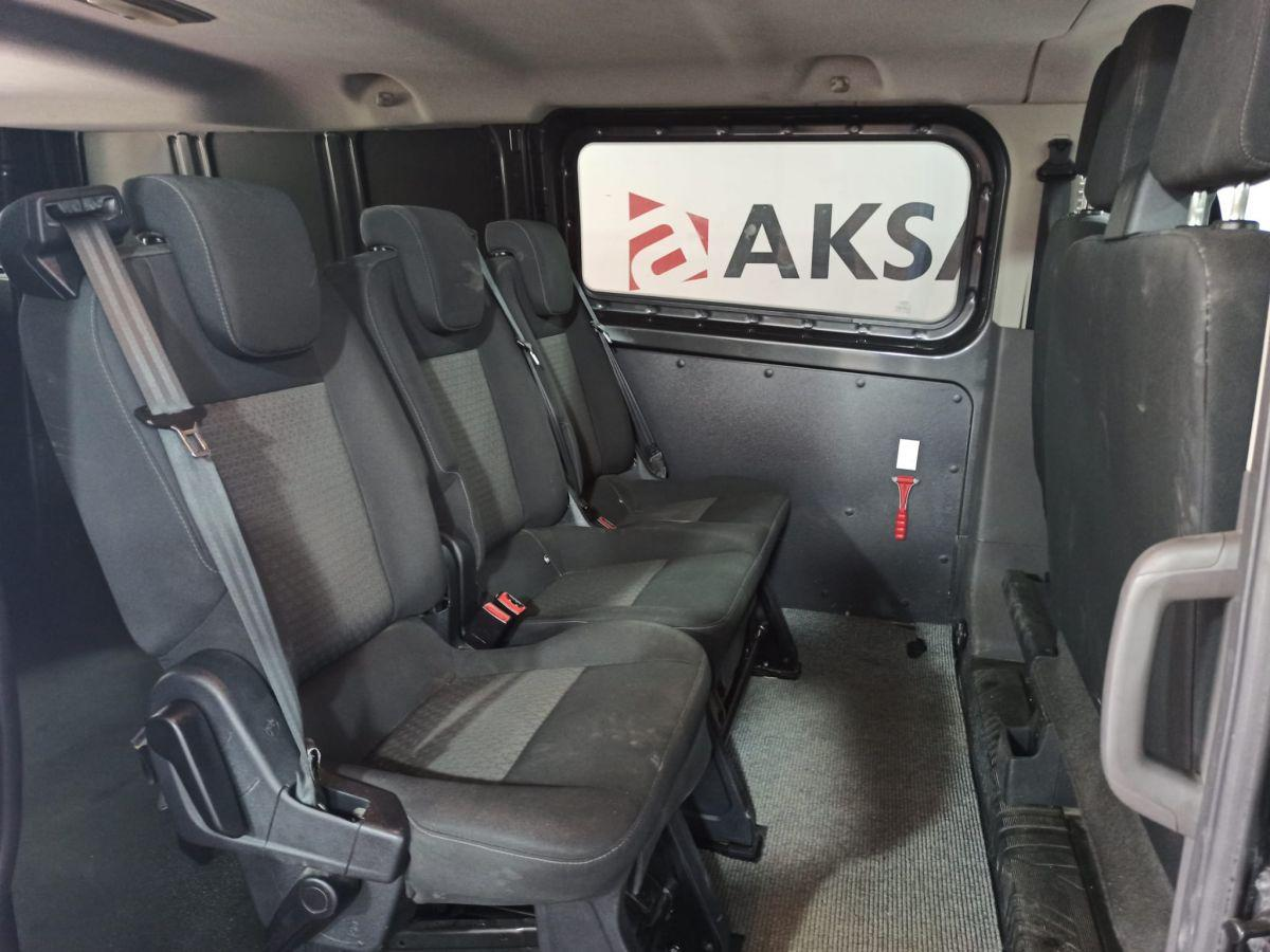 2018 FORD TRANSIT CUSTOM KOMBIVAN ECOBLUE  320L OV DELUX