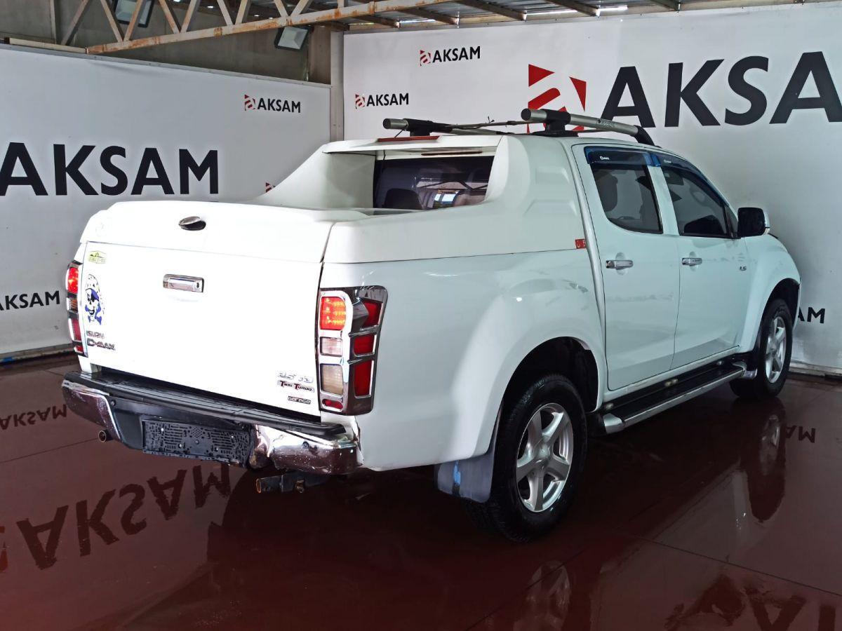 2013 ISUZU D-MAX 2.5 4x4 V CROSS
