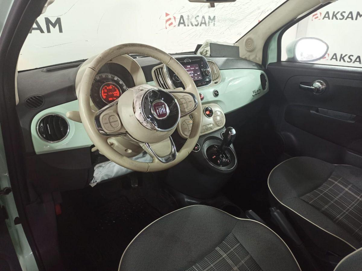 2015 FIAT 500 LOUNGE 1.2 FIRE 69 DUALOGIC
