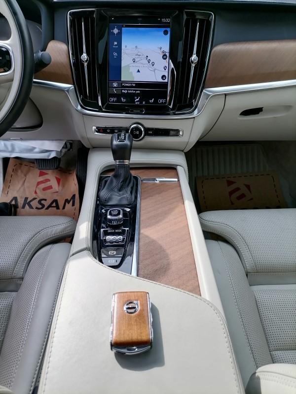 2018 VOLVO S90 2.0 D5 AWD INSCRİPTİON