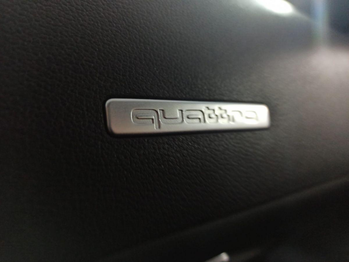2010 AUDI A5 SPORTBACK 2.0 TFSI (211) QUATTRO S TRONIC