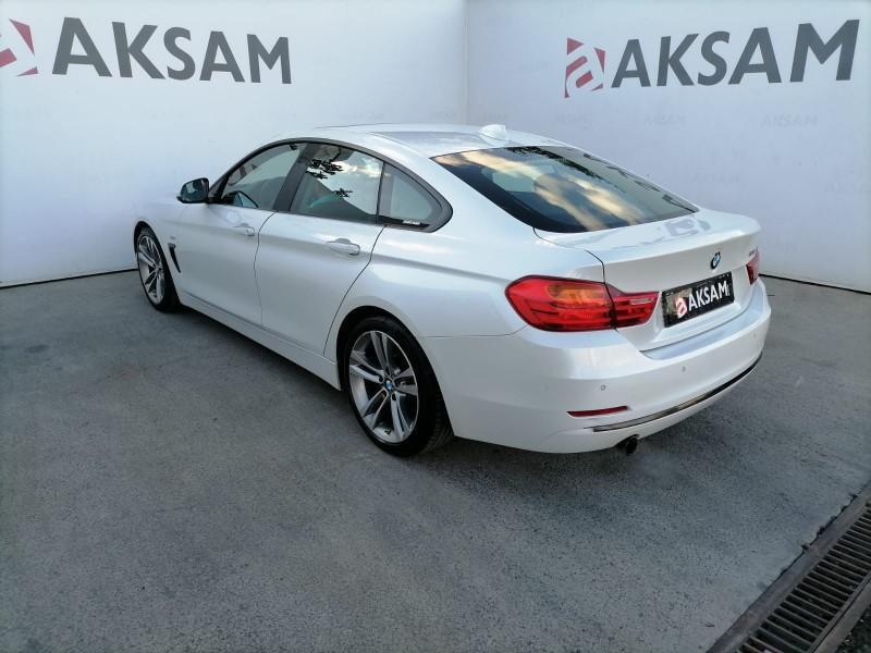 2016 BMW 418i GRAN COUPE (136) SPORTLINE