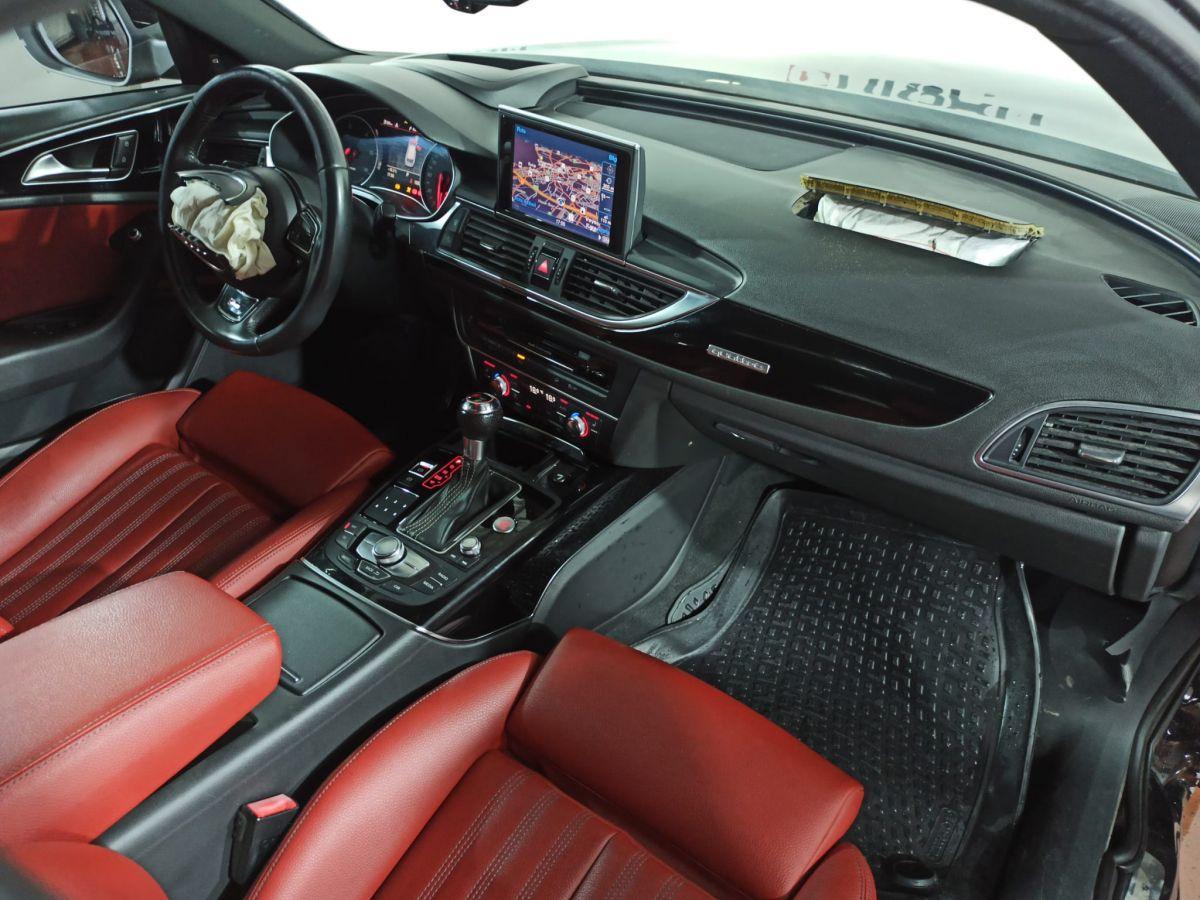 2013 AUDI A6 ALLROAD 3.0 TDI QUATTRO TIPTRONIC
