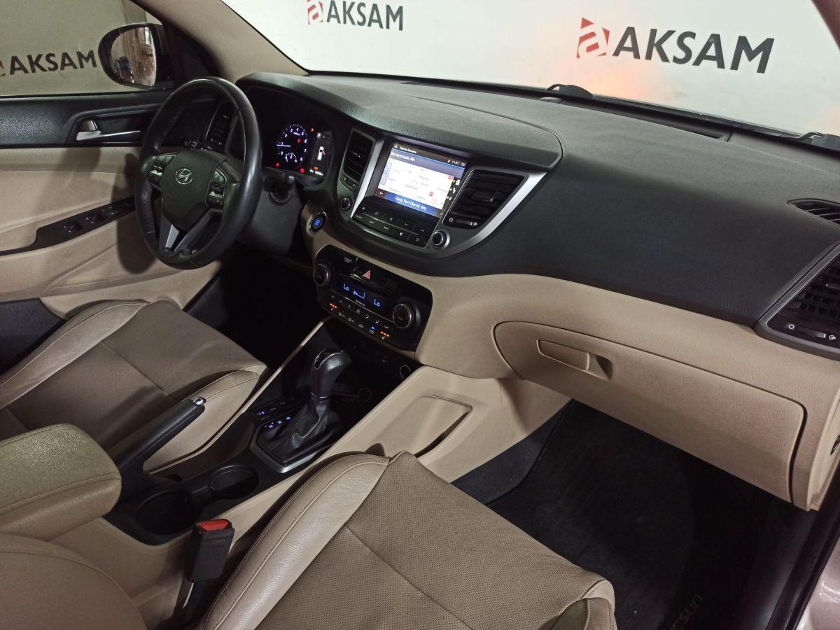 2016 HYUNDAI TUCSON 1.6 T-GDI ELITE DCT 4X4